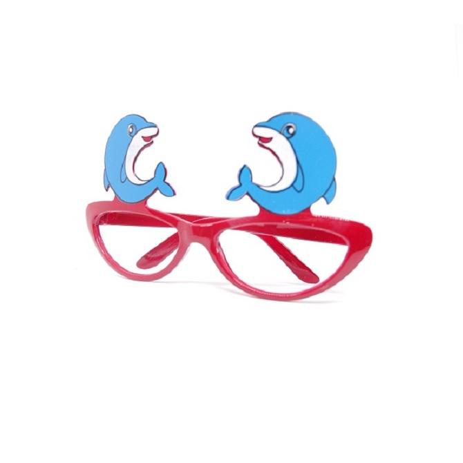 Mắt kính không tròng cá heo