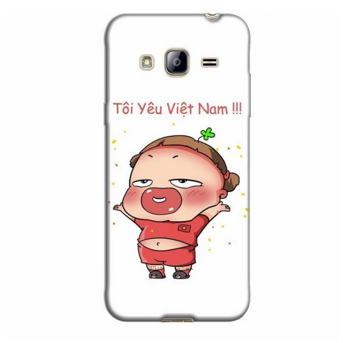 Ốp Lưng Dành Cho Samsung Galaxy J3 2016 Quynh Aka 1