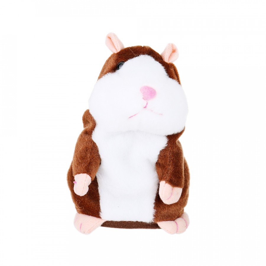 Electric Smart Little Talking Hamster Record Repeat Stuffed Plush Animal Kids Doll - 2261617 , 1731296723111 , 62_14490509 , 251000 , Electric-Smart-Little-Talking-Hamster-Record-Repeat-Stuffed-Plush-Animal-Kids-Doll-62_14490509 , tiki.vn , Electric Smart Little Talking Hamster Record Repeat Stuffed Plush Animal Kids Doll