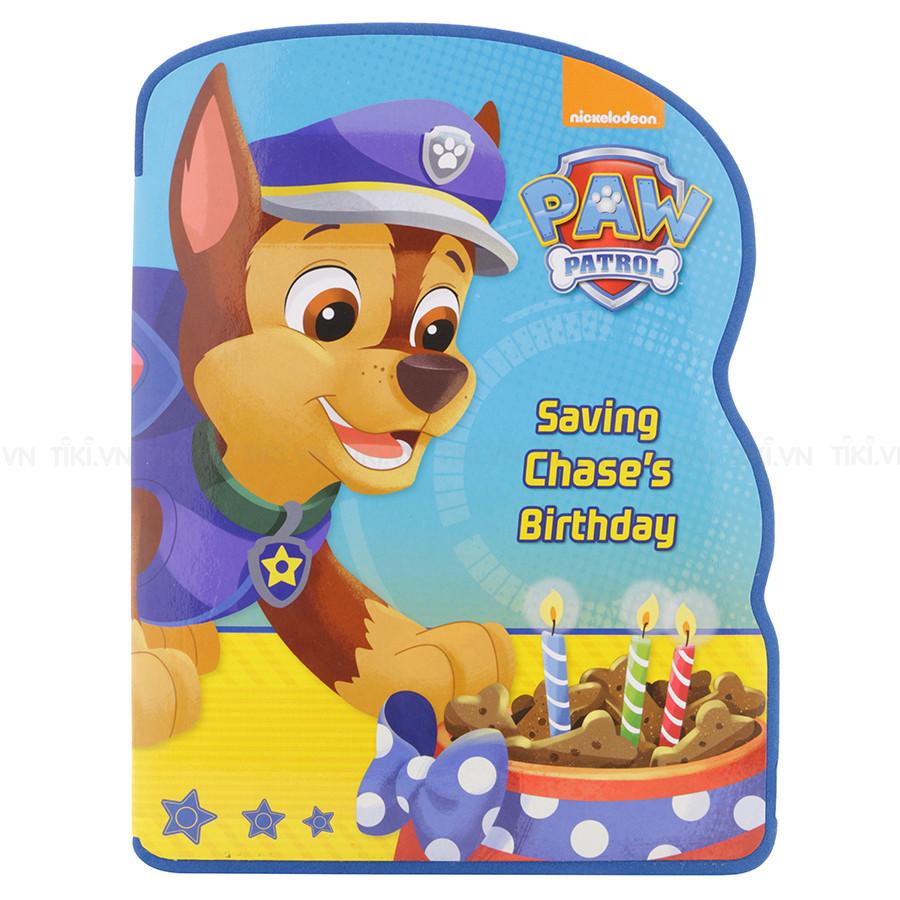 Nickelodeon Paw Patrol: Saving Chase