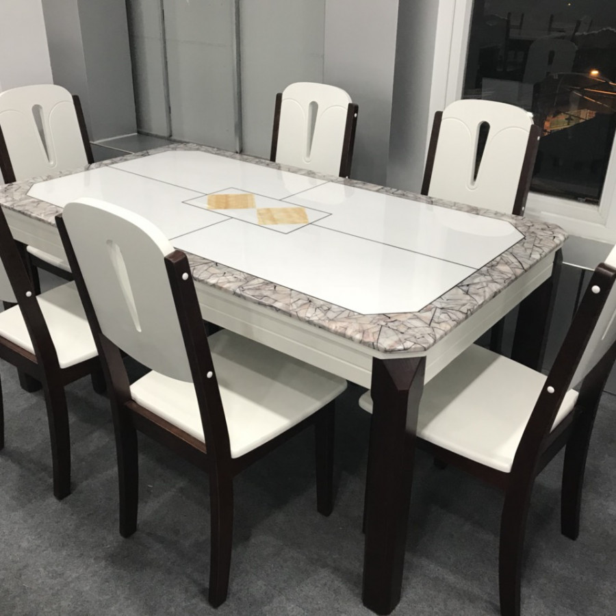 Bộ bàn ăn mặt đá nhập khẩu cao cấp TD-MDC28-14 - 4815776 , 7212748175473 , 62_15214507 , 10500000 , Bo-ban-an-mat-da-nhap-khau-cao-cap-TD-MDC28-14-62_15214507 , tiki.vn , Bộ bàn ăn mặt đá nhập khẩu cao cấp TD-MDC28-14
