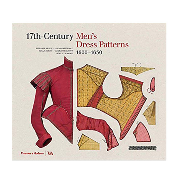 17th-Century Mens Dress Patterns 17