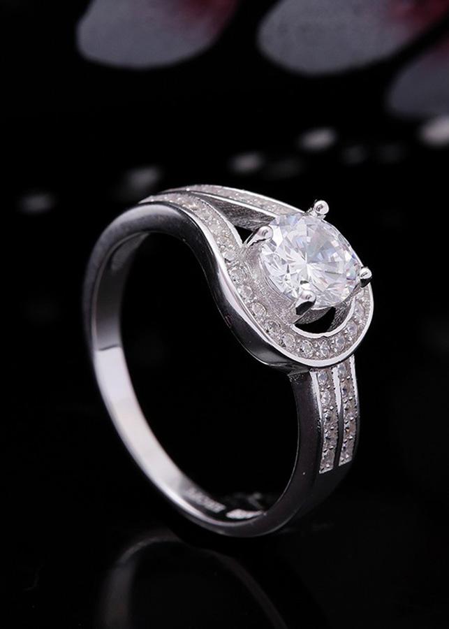 Nhẫn bạc Harry đính đá Eropi - 1850480 , 5283983092568 , 62_10027617 , 467000 , Nhan-bac-Harry-dinh-da-Eropi-62_10027617 , tiki.vn , Nhẫn bạc Harry đính đá Eropi