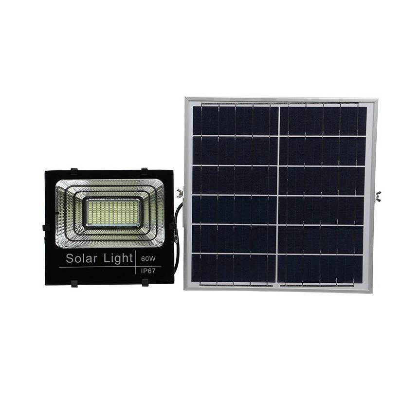 Đèn led năng lượng mặt trời SUN-1860 60W, Đèn năng lượng mặt trời IP 67