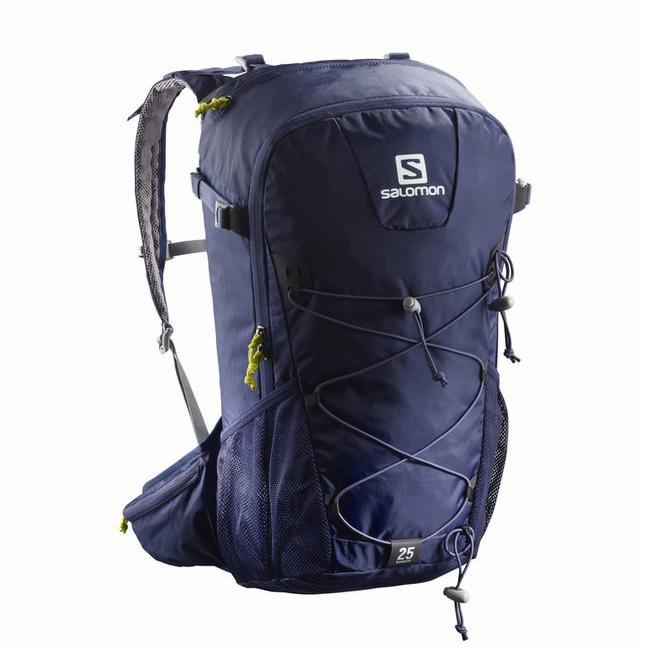 Balo Du Lịch Trekking EVASION 25 Salomon L40162800 - Xanh Đậm (Free Size)
