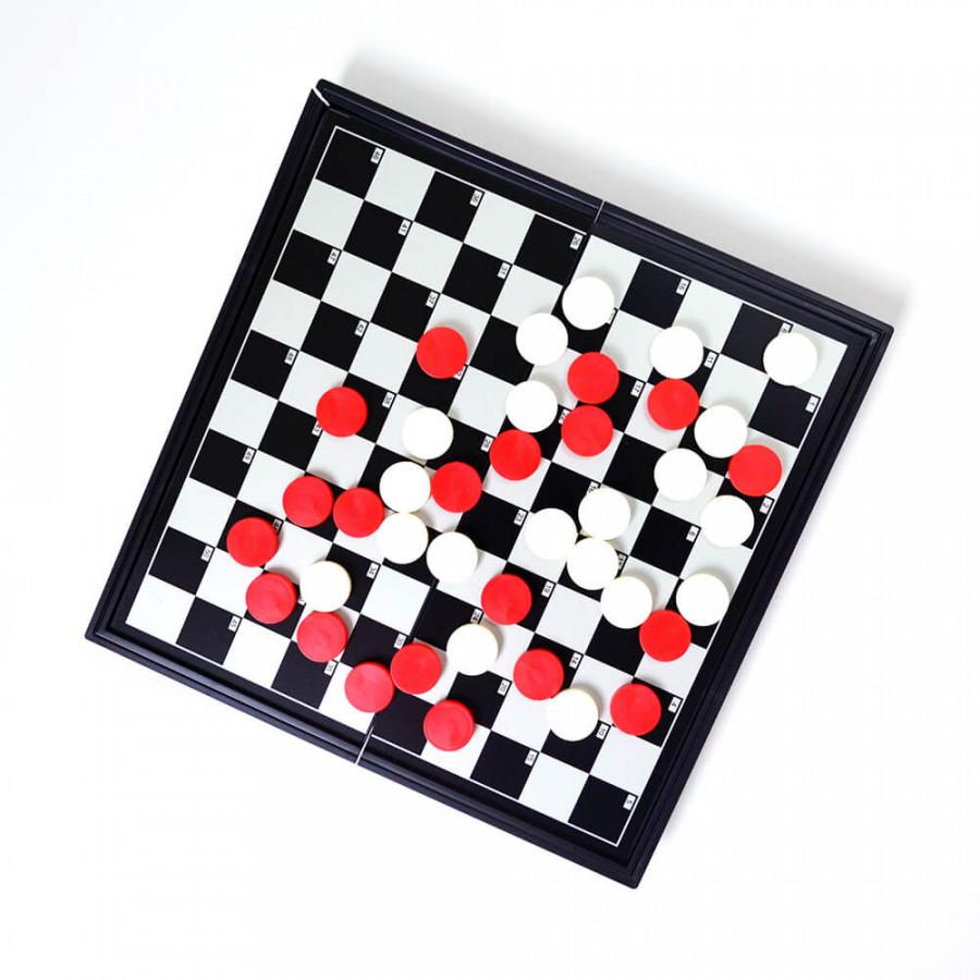 Cờ Checkers Nam Châm (Cờ Đam)