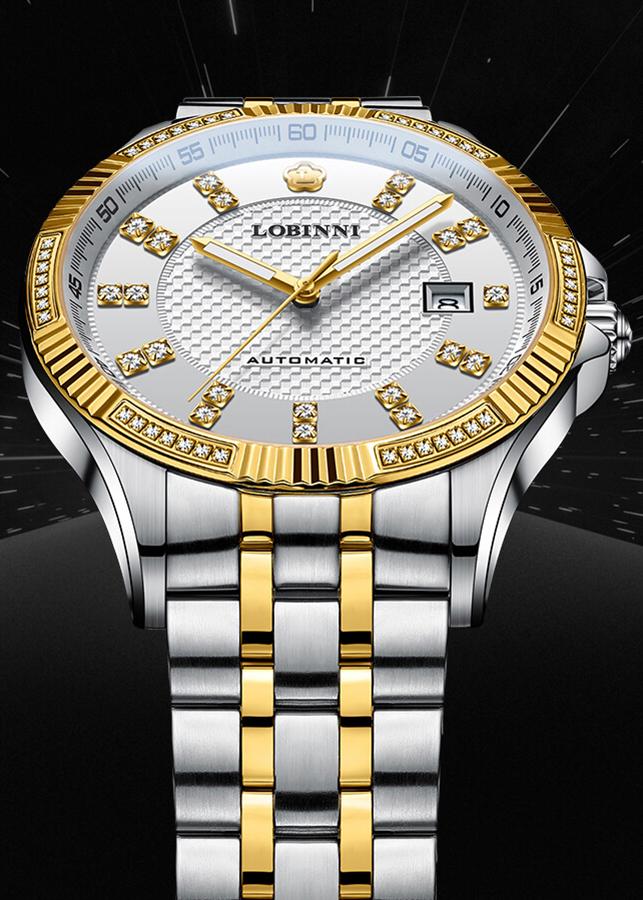 Đồng hồ nam chính hãng LOBINNI L9009 - 4858527 , 4674873313343 , 62_16455890 , 7000000 , Dong-ho-nam-chinh-hang-LOBINNI-L9009-62_16455890 , tiki.vn , Đồng hồ nam chính hãng LOBINNI L9009