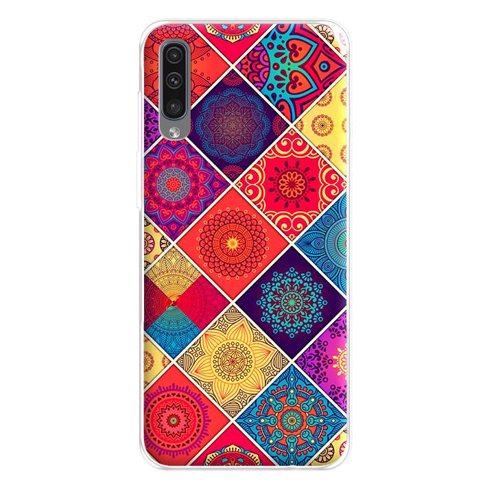 Ốp lưng dẻo cho điện thoại Samsung Galaxy A50 - 224 0075 THOCAM04