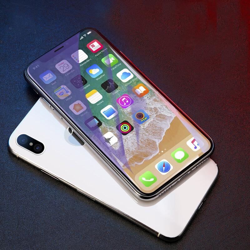 Kính Cường Lực Full Màn Hình Cho iPhoneX Baseus