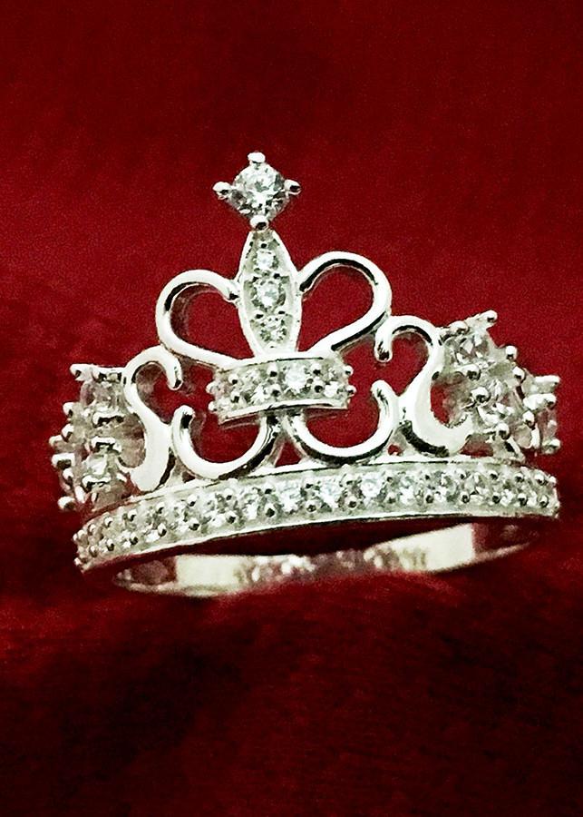 Nhẫn nữ ổ cao bốn chấu đá đỏ bạc 925 cao cấp Bạc Quang Thản - NU40 (BẠC) - 1050921 , 1785714992955 , 62_6419447 , 260000 , Nhan-nu-o-cao-bon-chau-da-do-bac-925-cao-cap-Bac-Quang-Than-NU40-BAC-62_6419447 , tiki.vn , Nhẫn nữ ổ cao bốn chấu đá đỏ bạc 925 cao cấp Bạc Quang Thản - NU40 (BẠC)