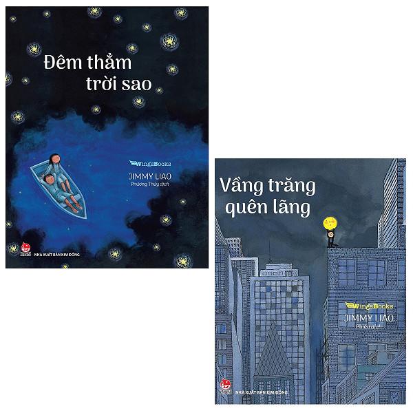 Combo Đêm Thẳm Trời Sao + Vầng Trăng Quên Lãng - 1566899 , 4965861440111 , 62_10197822 , 205000 , Combo-Dem-Tham-Troi-Sao-Vang-Trang-Quen-Lang-62_10197822 , tiki.vn , Combo Đêm Thẳm Trời Sao + Vầng Trăng Quên Lãng