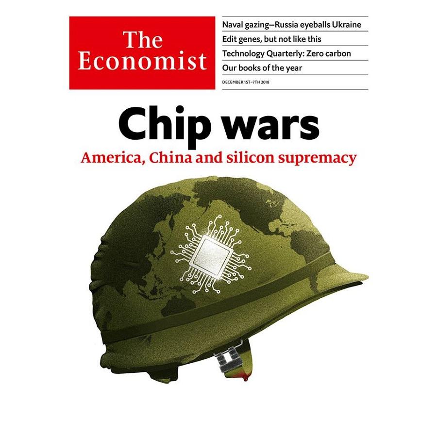 The Economist: Chip Wars - 48