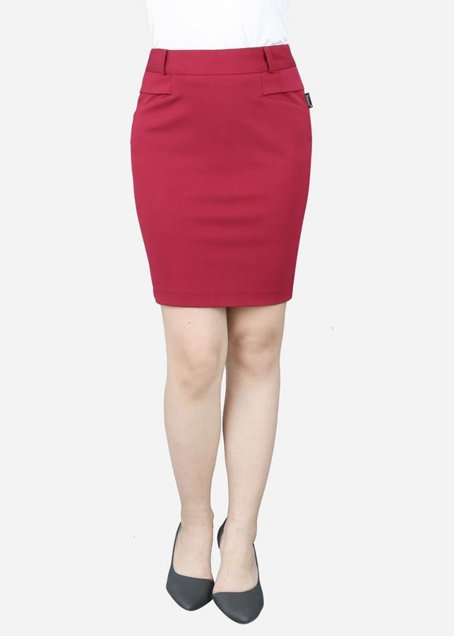 Chân Váy Nữ VDS1881DD1 - Đỏ Đô