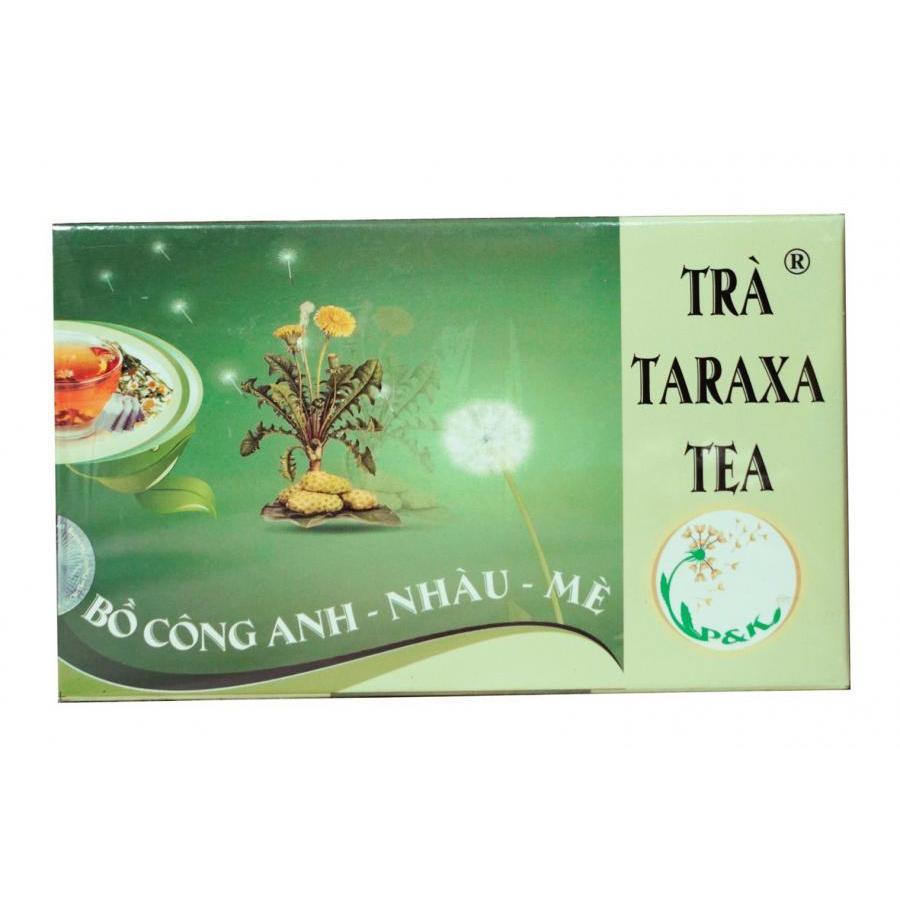 Trà TARAXA TEA ngừa viêm khớp, đau nhức