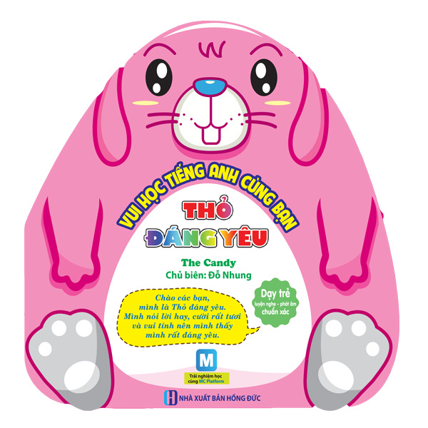 Vui Học Tiếng Anh Cùng Bạn - Thỏ Đáng Yêu