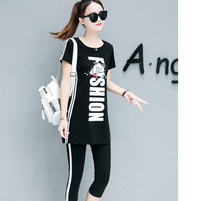 Bộ đồ thể thao nữ form dài Fashion TT177 - 2126960 , 8498708070562 , 62_13534643 , 175000 , Bo-do-the-thao-nu-form-dai-Fashion-TT177-62_13534643 , tiki.vn , Bộ đồ thể thao nữ form dài Fashion TT177