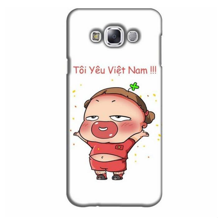 Ốp Lưng Dành Cho Samsung Galaxy E7 Quynh Aka 1