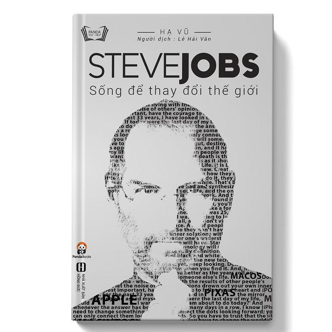 Steve Jobs - Sống Để Thay Đổi Thế Giới - 1373724 , 4925912300535 , 62_7031079 , 58000 , Steve-Jobs-Song-De-Thay-Doi-The-Gioi-62_7031079 , tiki.vn , Steve Jobs - Sống Để Thay Đổi Thế Giới