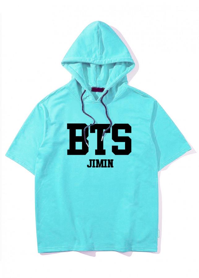 Mẫu Áo Hoodie Nữ BTS JIMIN
