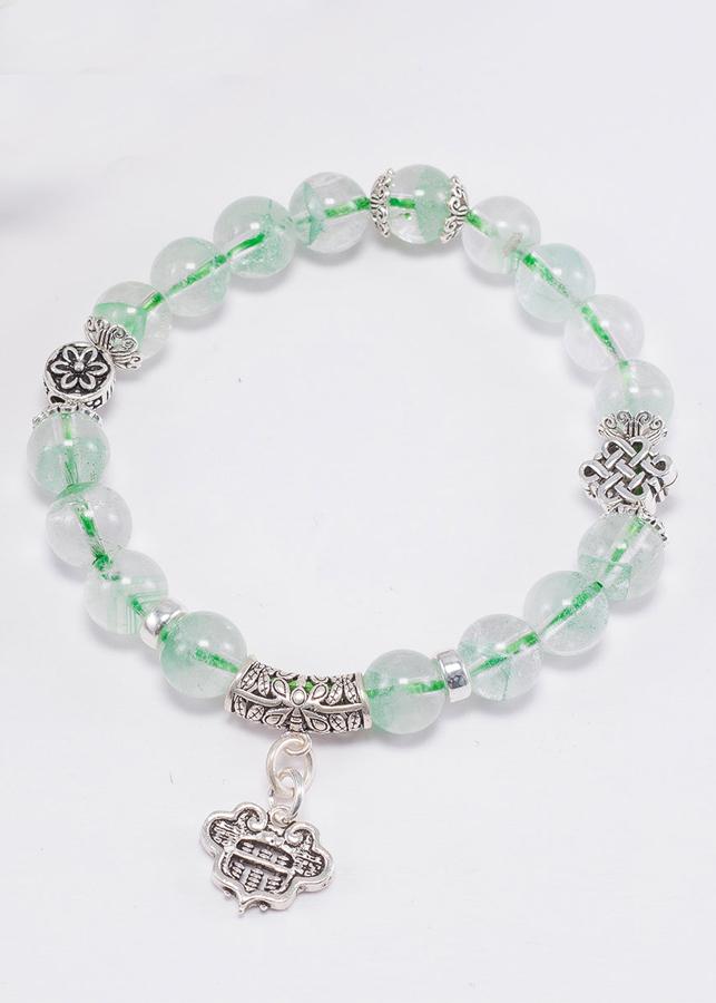Vòng tay thạch anh tóc xanh phối charm bạc (8mm) Ngọc Quý Gemstones - 9598243 , 5721142710224 , 62_17614828 , 1900000 , Vong-tay-thach-anh-toc-xanh-phoi-charm-bac-8mm-Ngoc-Quy-Gemstones-62_17614828 , tiki.vn , Vòng tay thạch anh tóc xanh phối charm bạc (8mm) Ngọc Quý Gemstones
