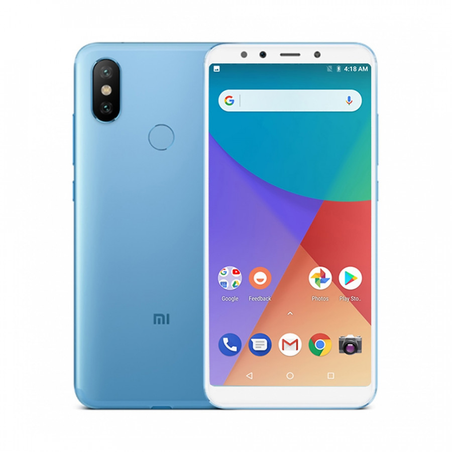 Global Version Xiaomi A2 Mobile Phone 5.99inch FHD+ Display 4GB+32GB Snapdragon 660 Android One OS 20MP AI Cameras