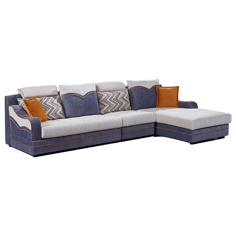 Ghế sofa phòng khách Nội Thất Xanh QU GS20628 - 771996 , 4721477107059 , 62_10465261 , 42000000 , Ghe-sofa-phong-khach-Noi-That-Xanh-QU-GS20628-62_10465261 , tiki.vn , Ghế sofa phòng khách Nội Thất Xanh QU GS20628