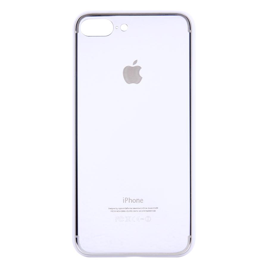 Ốp Lưng Dành Cho iPhone 7 Plus/ 8 Plus Tráng Gương Cao Cấp Chống Va Đập - 910203 , 6886345017972 , 62_4670157 , 150000 , Op-Lung-Danh-Cho-iPhone-7-Plus-8-Plus-Trang-Guong-Cao-Cap-Chong-Va-Dap-62_4670157 , tiki.vn , Ốp Lưng Dành Cho iPhone 7 Plus/ 8 Plus Tráng Gương Cao Cấp Chống Va Đập