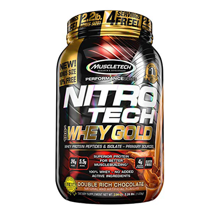 Sữa tăng cơ Nitro Tech 100% Whey Gold của Muscle tech hương socola hộp 31 lần dùng - 2 LBS - 5353954 , 1641226572545 , 62_3661945 , 1300000 , Sua-tang-co-Nitro-Tech-100Phan-Tram-Whey-Gold-cua-Muscle-tech-huong-socola-hop-31-lan-dung-2-LBS-62_3661945 , tiki.vn , Sữa tăng cơ Nitro Tech 100% Whey Gold của Muscle tech hương socola hộp 31 lần dùn