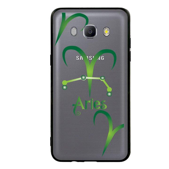 Ốp lưng cho Samsung Galaxy J5 2016 viền TPU cung Bạch Dương - Aries