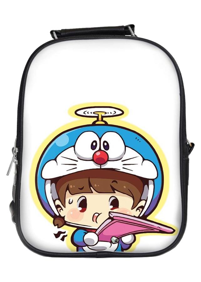 Balo In Hình Cô Bé Doraemon Lấy Bảo Bối BLCP073