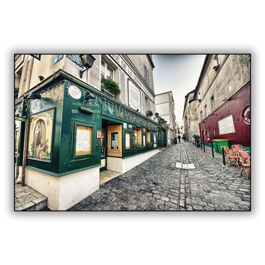 Tranh trang trí in Poster ( không khung ) Góc Phố Paris - 5176131 , 7164704573055 , 62_16982538 , 517500 , Tranh-trang-tri-in-Poster-khong-khung-Goc-Pho-Paris-62_16982538 , tiki.vn , Tranh trang trí in Poster ( không khung ) Góc Phố Paris