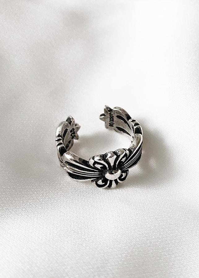 Nhẫn bạc Thái 925 Dasavoong vương miện NH058