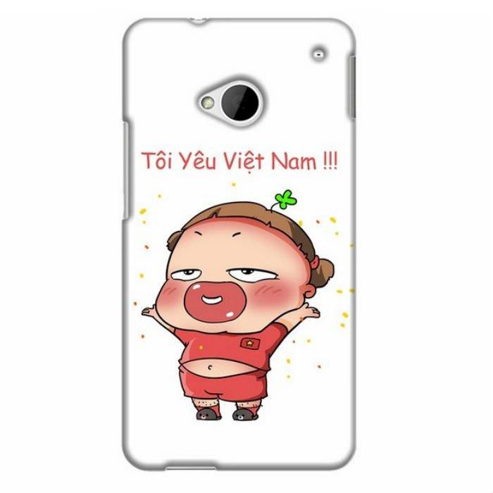 Ốp Lưng Dành Cho HTC M7 Quynh Aka 1