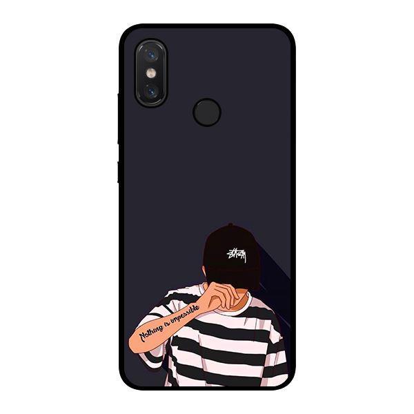 Ốp lưng dành cho điện thoại Xiaomi Redmi Note 6 Pro  Bad Boy Nón Đen - 1877710 , 6958773212219 , 62_14322822 , 150000 , Op-lung-danh-cho-dien-thoai-Xiaomi-Redmi-Note-6-Pro-Bad-Boy-Non-Den-62_14322822 , tiki.vn , Ốp lưng dành cho điện thoại Xiaomi Redmi Note 6 Pro  Bad Boy Nón Đen
