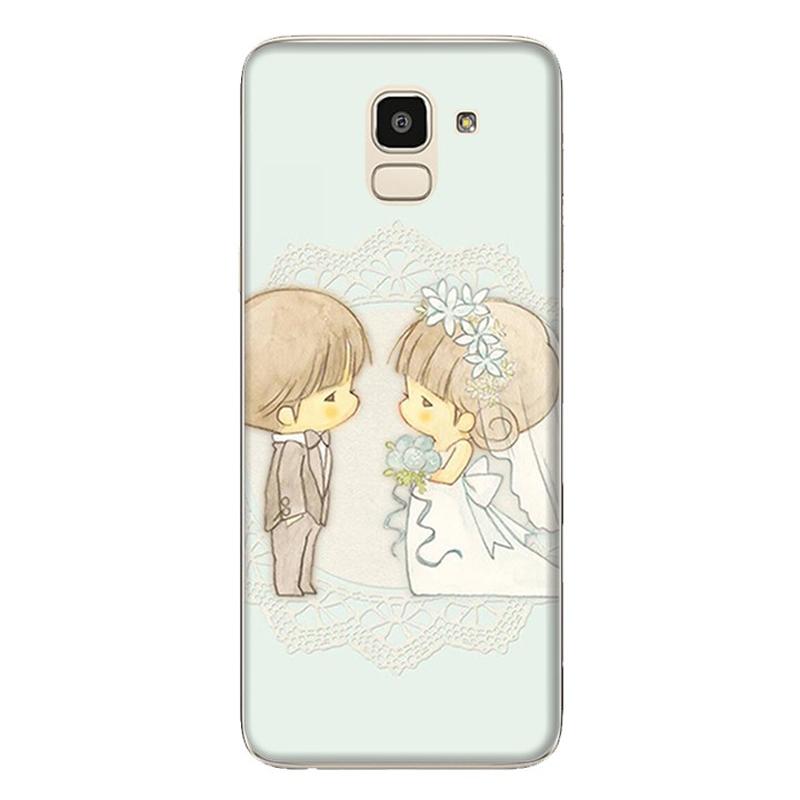 Ốp Lưng Dành Cho Samsung Galaxy J6 - Mẫu 89