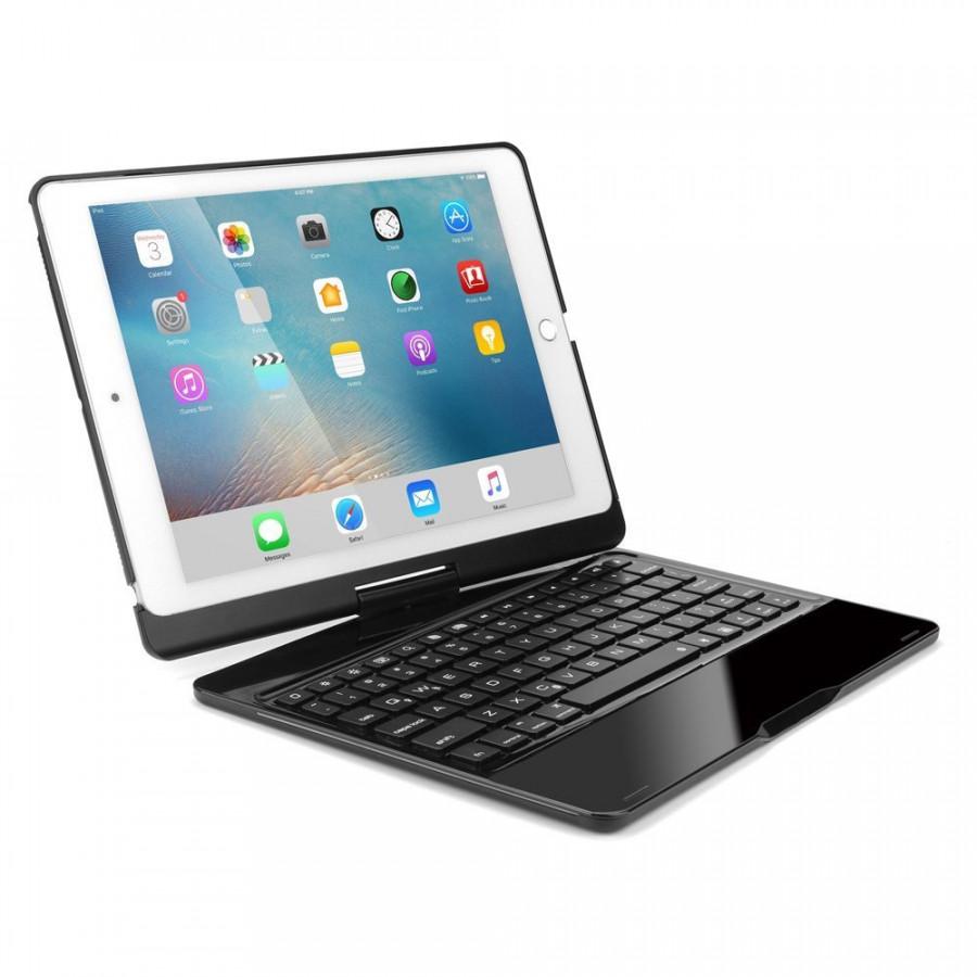 Bàn phím Bluetooth F180 dành cho ipad Air, Air 2, ipad Pro 9.7, IPad New 2017, ipad 2018 - 1928369 , 4935506207164 , 62_12453631 , 1830000 , Ban-phim-Bluetooth-F180-danh-cho-ipad-Air-Air-2-ipad-Pro-9.7-IPad-New-2017-ipad-2018-62_12453631 , tiki.vn , Bàn phím Bluetooth F180 dành cho ipad Air, Air 2, ipad Pro 9.7, IPad New 2017, ipad 2018