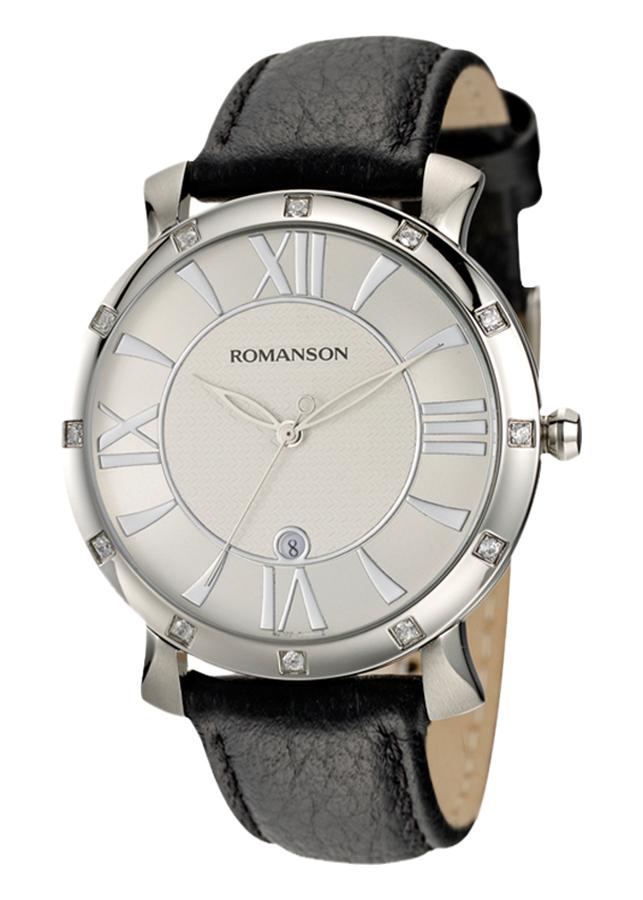 Đồng Hồ Nam Romanson TL1256QLWWH (37mm)