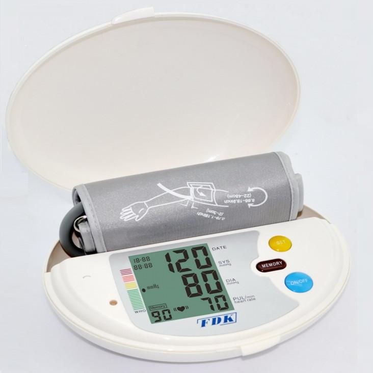 Máy đo huyết áp bắp tay FDK FT-C22Y - 782143 , 6395323703603 , 62_11731364 , 1299000 , May-do-huyet-ap-bap-tay-FDK-FT-C22Y-62_11731364 , tiki.vn , Máy đo huyết áp bắp tay FDK FT-C22Y
