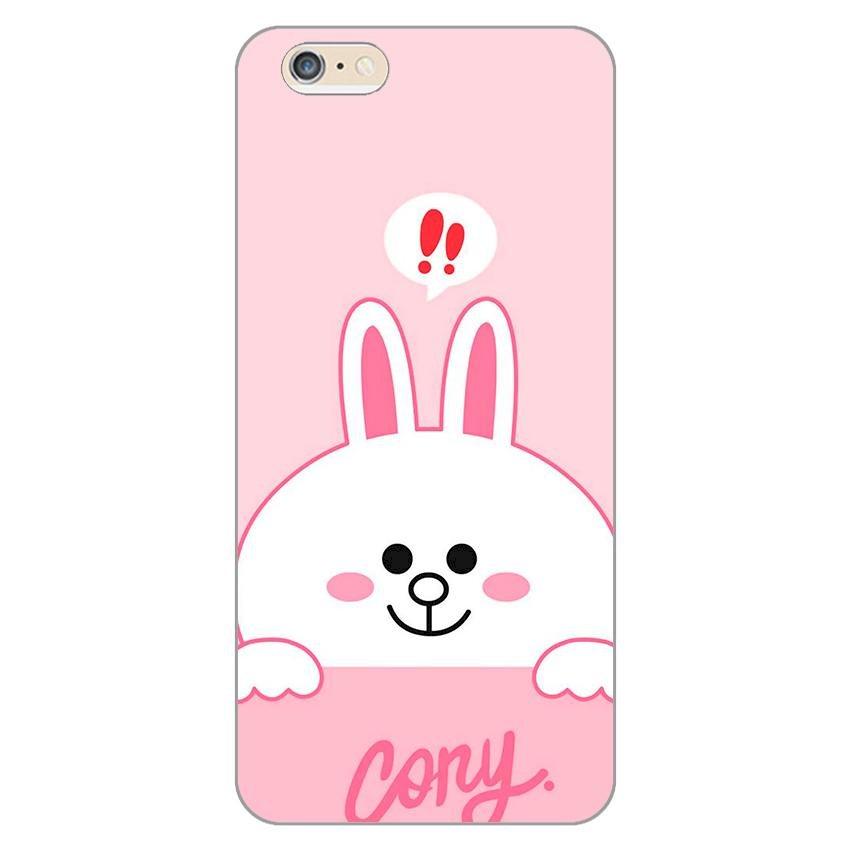 Ốp lưng dẻo cho Apple iPhone 6 Plus / 6s Plus _Thỏ Cony
