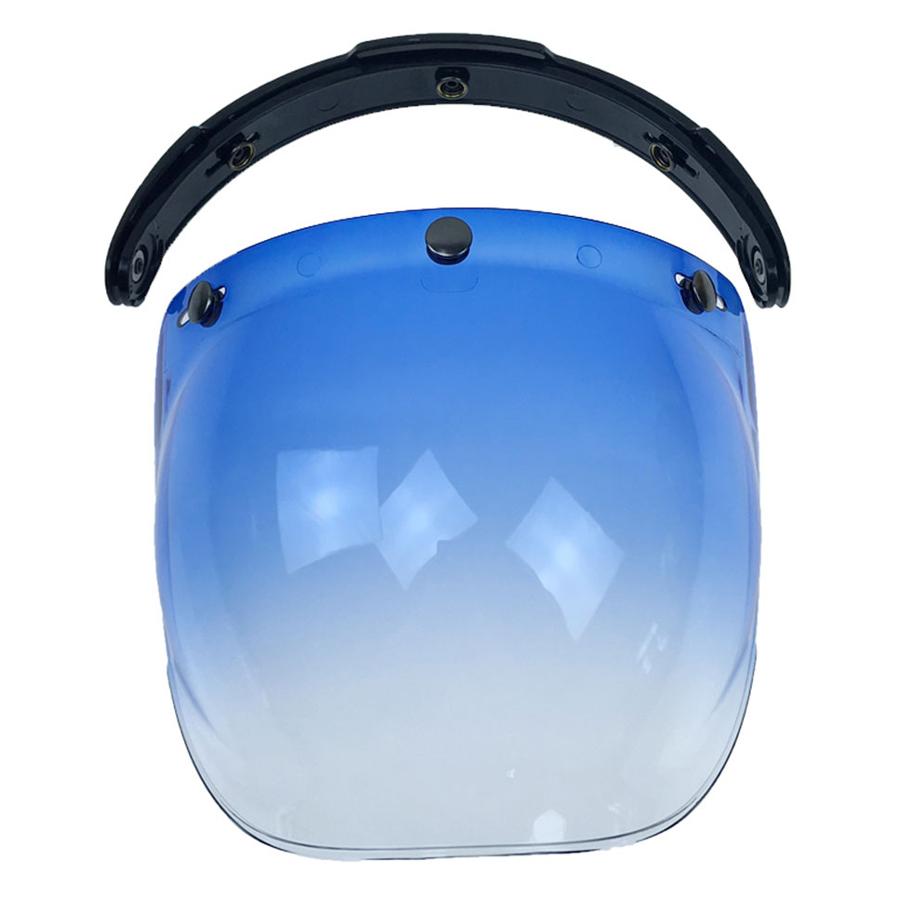 Motorcycle Helmet Shield Mirror Lens Flip UP Down Face Lens Base Safety 2017