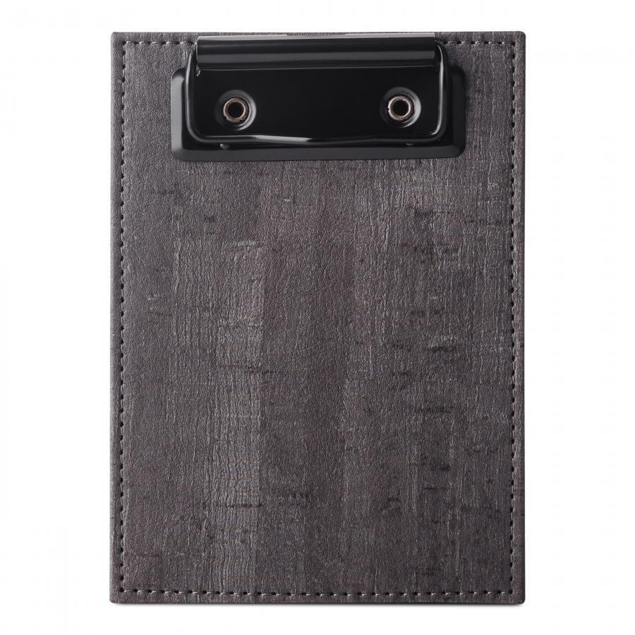 Bìa thanh toán Urimenu có kẹp 10x14cm màu Xám nhạt (Grey Painting)