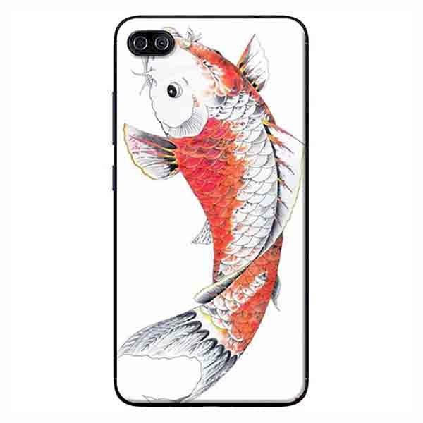 Ốp Lưng Dành Cho Asus Zenfone 4 Max Pro ZC554KL - Cá Chép