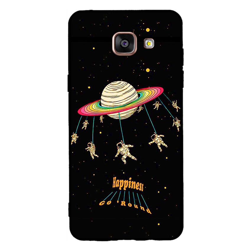 Ốp lưng viền TPU cho điện thoại Samsung Galaxy A5 2016 - Space 02