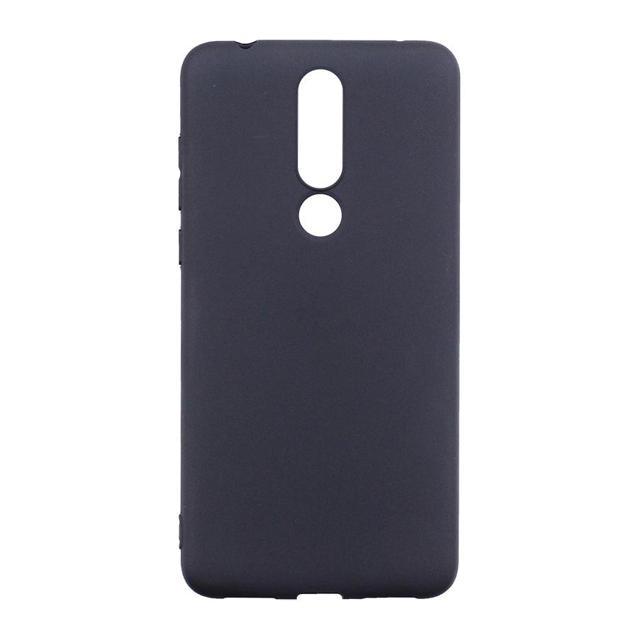 Ốp Lưng Dẻo Nhám Dành Cho Nokia 3.1 Plus