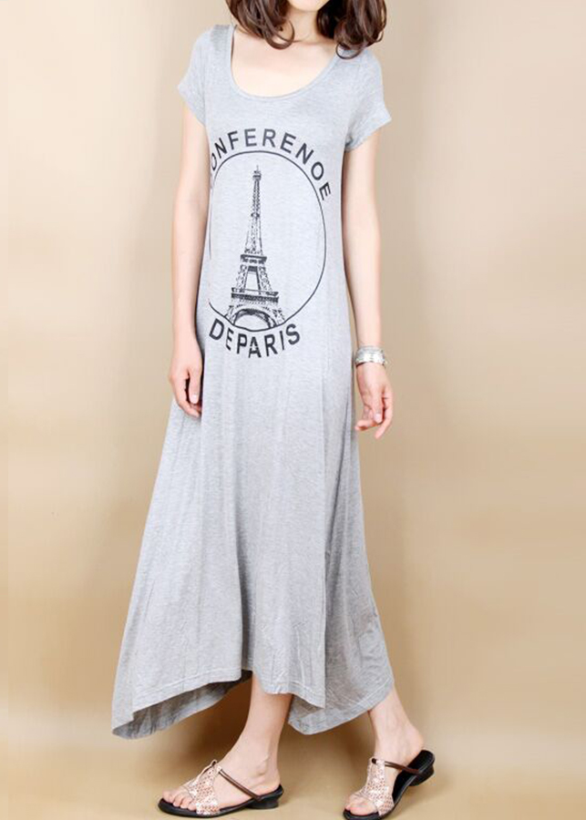 Đầm nữ dáng dài freeisize, đầm maxi nữ Haint Boutique db18