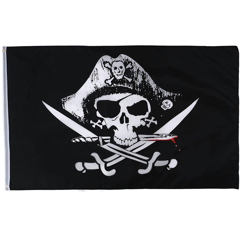 Pirate Skull Flag Skull And Cross Sabres Swords Dead Men Ship Banner Jolly Roger - 1794615 , 6649191412182 , 62_13194330 , 263000 , Pirate-Skull-Flag-Skull-And-Cross-Sabres-Swords-Dead-Men-Ship-Banner-Jolly-Roger-62_13194330 , tiki.vn , Pirate Skull Flag Skull And Cross Sabres Swords Dead Men Ship Banner Jolly Roger