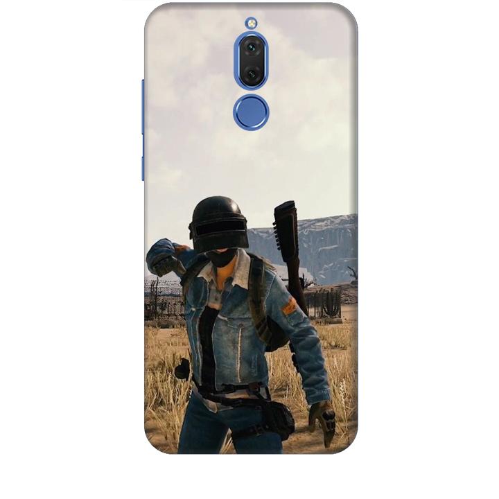 Ốp lưng dành cho điện thoại Huawei MATE 10 LITE hình PUBG Mẫu 07