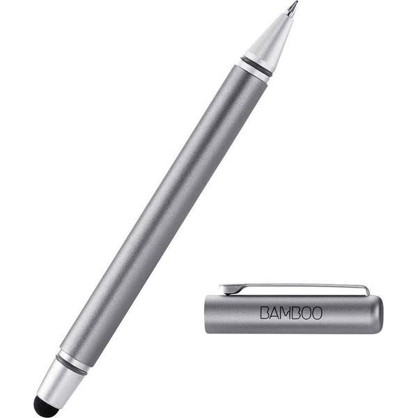 Bút Bi Có Đầu Cảm Ứng Wacom Bamboo Stylus Duo - Hàng chính hãng