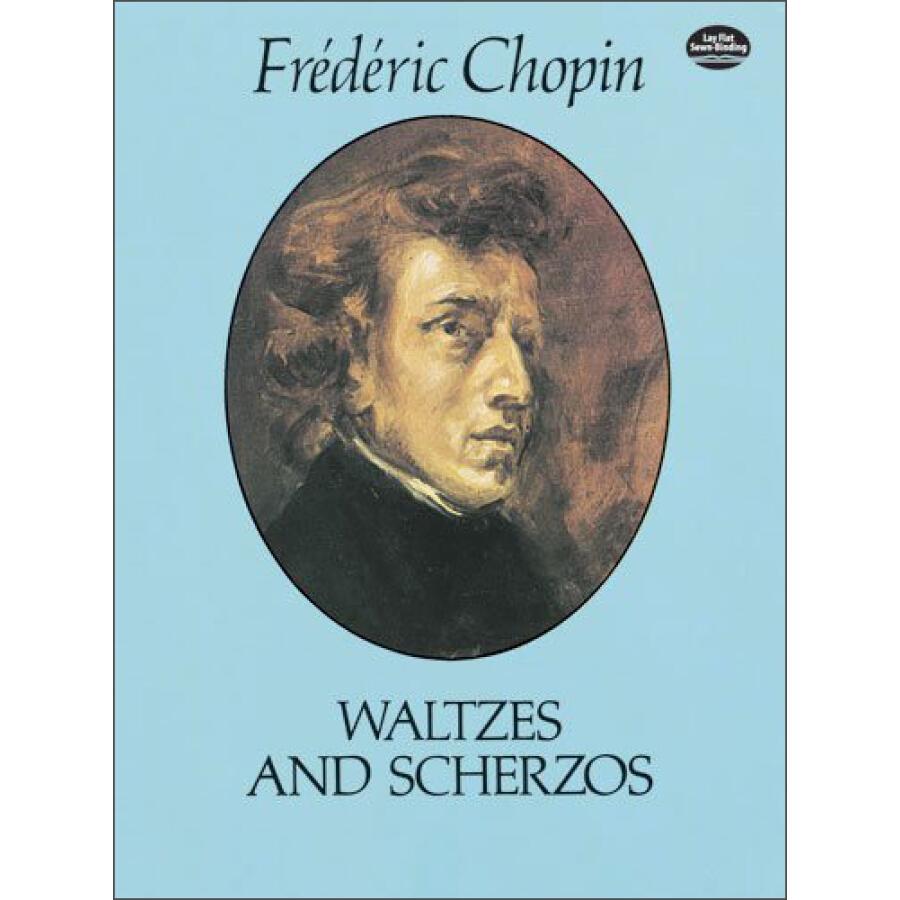 Frederic Chopin Waltzes And Scherzos(Dover Music for Piano) - 1240498 , 6176721117793 , 62_5279235 , 1835000 , Frederic-Chopin-Waltzes-And-ScherzosDover-Music-for-Piano-62_5279235 , tiki.vn , Frederic Chopin Waltzes And Scherzos(Dover Music for Piano)