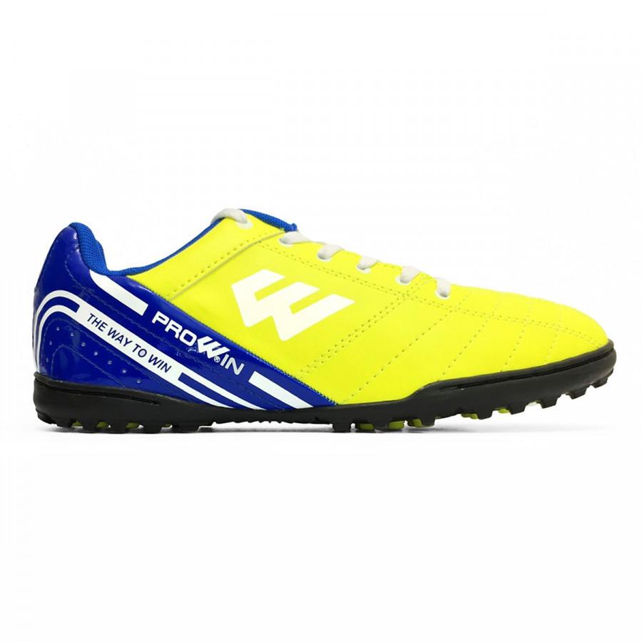 Giày Đá Bóng Sân Cỏ Nhân Tạo Prowin Rx + tặng kèm tất đá bóng (màu xanh chuối)